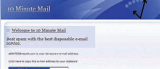 10 Minute Mail