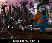 Kliknite na sliku za veću verziju  Ime:01 Bone Wagon on pogo sticks.jpg Viđeno:69 puta Veličina:55,6 KB ID:13895