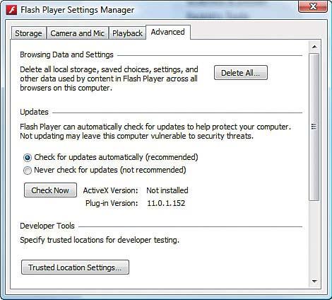SVET KOMPJUTERA - TEST RUN - Adobe Flash Player 11