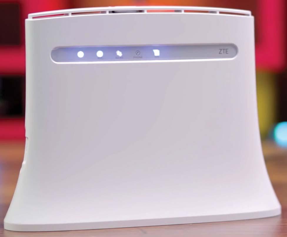 SVET KOMPJUTERA - TEST DRIVE - Vip Mobile 4G LTE Kućni net (ZTE MF283+)