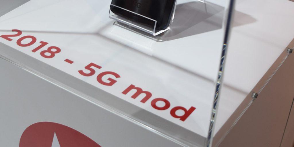 Motorola moto mod 5G